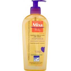 Mixa Baby Atopiance Łagodzący olejek do mycia ciała i włosów 250 ml