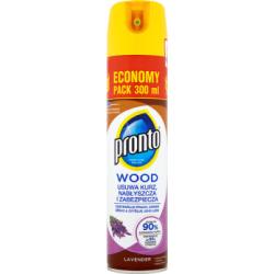 Pronto Wood Lavender Aerozol do mebli drewnianych 300 ml