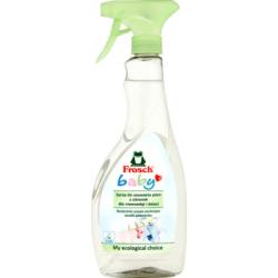 Frosch Baby Spray do usuwania plam z ubranek dla niemowląt i dzieci 500 ml