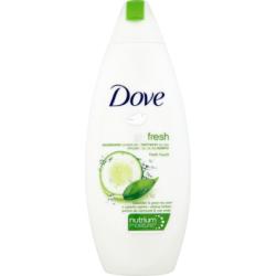 Dove Go Fresh Fresh Touch Cucumber and Green Tea Odżywczy żel pod prysznic 250 ml