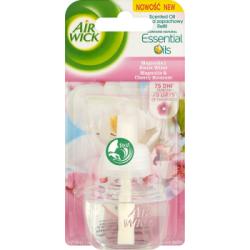 Air Wick Essential Oils Wkład zapachowy magnolia i kwiat wiśni 19 ml