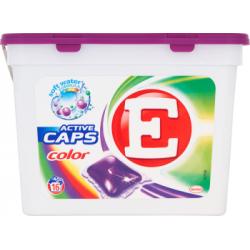 E Active Caps Color Kapsułki do prania 300 g (15 sztuk)