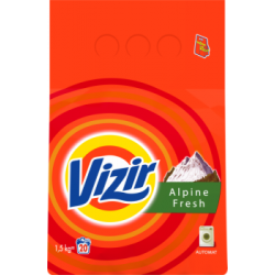Vizir Alpine Fresh Proszek do prania 1,5 kg (20 prań)