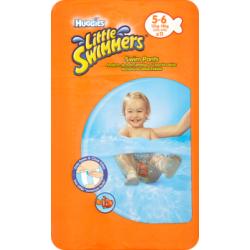 Huggies Little Swimmers Jednorazowe majteczki do pływania rozmiar 5-6 11 sztuk