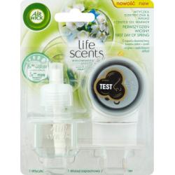 Air Wick Life Scents Wtyczka elektryczna & wkład pierwszy dzień wiosny 19 ml