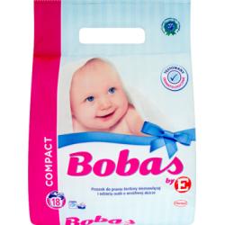 Bobas by E Proszek do prania bielizny niemowlęcej 1,35 kg (18 prań)