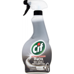 Cif Inox do stali nierdzewnej Spray 500 ml