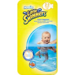 Huggies Little Swimmers Jednorazowe majteczki do pływania rozmiar 2-3 12 sztuk