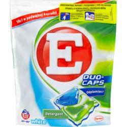 E Duo-Caps White Kapsułki do prania 660 g (30 sztuk)