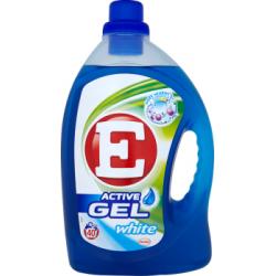 E Active Gel White Żel do prania 2,92 l