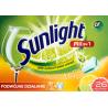 Sunlight All in 1 Citrus Fresh Tabletki do zmywarki 455 g (26 sztuk)