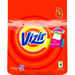 Vizir Deep Down Cleaning Proszek do prania do kolorów 2,85kg, 38 prań