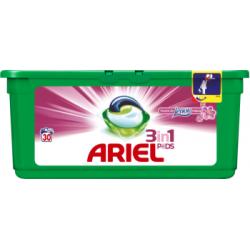 Ariel Touch of Lenor Fresh 3 w 1 Kapsułki do prania 30 prań
