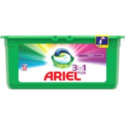 Ariel Color Kapsułki do prania jasnych tkanin, 28 prań
