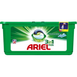 Ariel Mountain Spring 3w1 Kapsułki do prania (30 prań)