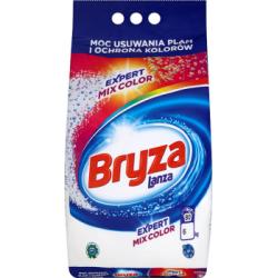 Bryza Lanza Expert Mix Color Proszek do prania 6 kg (80 prań)