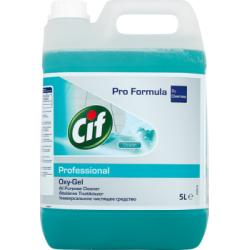 Cif Professional Oxy-gel Ocean Produkt do mycia podłóg 5 l