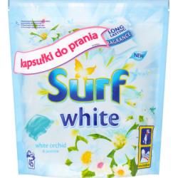 Surf White White Orchid & Jasmine Kapsułki do prania 1183 g (45 prań)