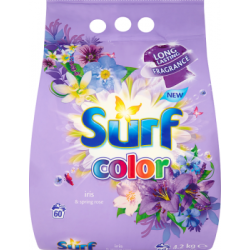 Surf Color Iris & Spring Rose Proszek do prania 4,2 kg (60 prań)