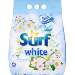 Surf White White Orchid & Jasmine Proszek do prania 4,2 kg (60 prań)