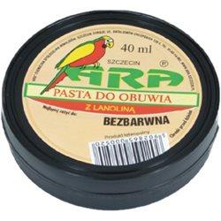 Pasta do obuwia Ara pudełko plastikowe bezbarwna 40 ml