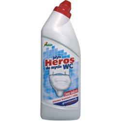 Płyn do urządzeń sanitarnych WC Heros niebieski 750 g
