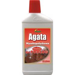 Emulsja wysokopołyskowa do podłóg Agata 450 g