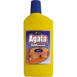 Płyn do nabłyszczania paneli podłogowych Agata 500 g
