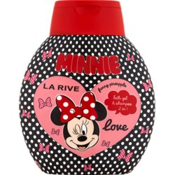 LA RIVE Minnie Szampon i płyn do kąpieli 2 w 1 dla dzieci powyżej 3. roku życia 250 ml