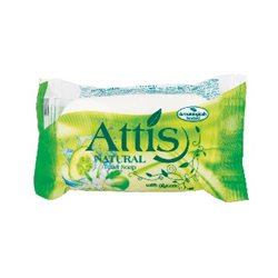 Attis 100g mydło toaletowe natural