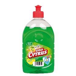 Gold Cytrus 0,5l pł.do mycia naczyń cytryna