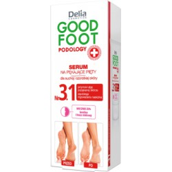 Delia Cosmetics Good Foot Podology Serum na pękające pięty 60 ml