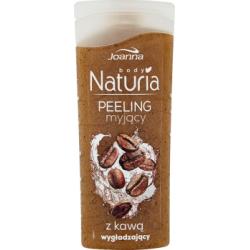 Joanna Naturia body Peeling myjący z kawą 100 ml