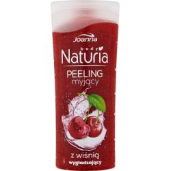 Joanna Naturia body Peeling myjący z wiśnią 100 g