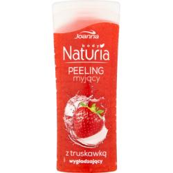Joanna Naturia body Peeling myjący z truskawką 100 g