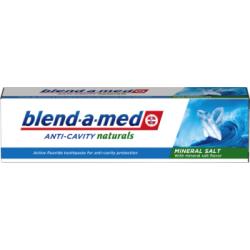 Blend-a-med Natural Mineral Salt Pasta do zębów 100ml