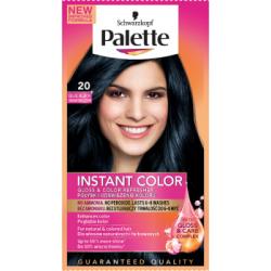 Palette Instant Color Szampon koloryzujący Granatowa czerń 20 25 ml