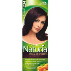 Joanna Naturia Color Farba do włosów 234 śliwkowa oberżyna