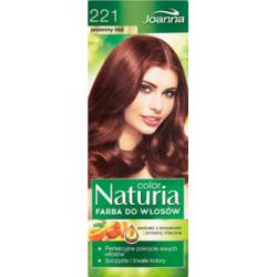 Joanna Naturia color Farba do włosów Jesienny liść 221