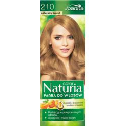 Joanna Naturia color Farba do włosów Naturalny blond 210