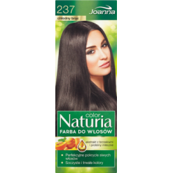 Joanna Naturia Color Farba do włosów 237 Chłodny brąz