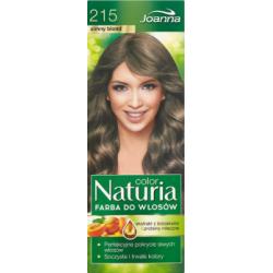 Joanna Naturia Color Farba do włosów 215 zimny blond