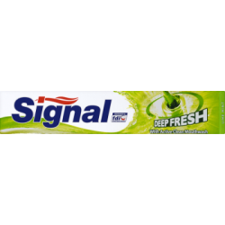 Signal Deep Fresh Lime Mint Pasta do zębów 75 ml