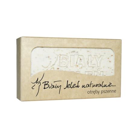 Biały Jeleń Hipoalergiczne mydło glicerynowe z ekstraktem ze słonecznika 100 g
