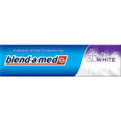 Blend-a-med 3DWhite Pasta do zębów 100 ml