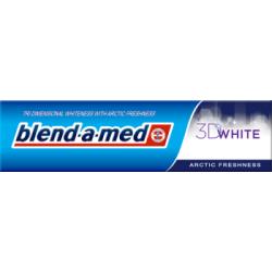 Blend-A-Med 3DWhite Arktyczna Świeżość Pasta do zębów 100 ml