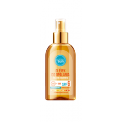 Olejek do opalania Golden Sun Arganowy SPF6 50ml