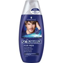 Schauma for Men Szampon 250 ml