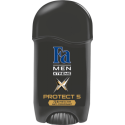 Fa Men Xtreme Protect 5 Antyperspirant w sztyfcie 50 ml