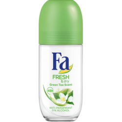 Fa Fresh & Dry Green Tea Dezodorant w kulce 50 ml